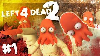 ZOMBIE ZOIDBERG - Left 4 Dead 2