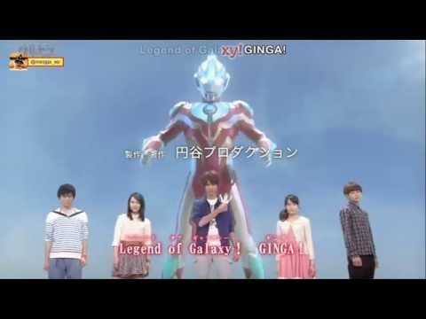 Opening & Closing Song Ultraman Ginga + Lyrics [TV SIZE]