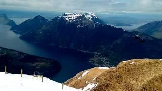 Что лучше, сидеть дома во Швейцарии или сделать такие чудесные видео?(Когда взобрался на гору то надо снять тонкое!, 2016-06-30T12:39:34.000Z)