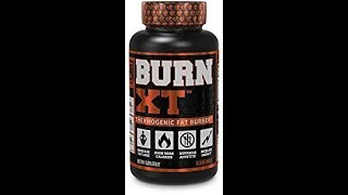 BURN-XT Thermogenic Fat Burner - Top 20 Weight Loss Bestsellers 01032019
