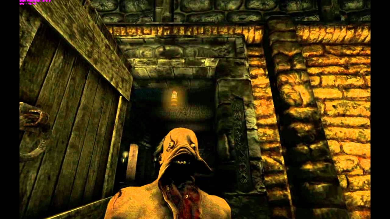Pewdiepie s House mod for Amnesia The Dark Descent