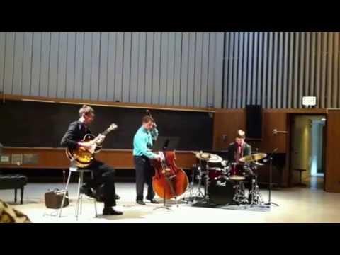 Jakob smith- Joy Spring Joe Pass transcription- Junior Recital 2013