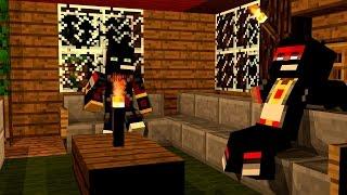 Лодка-дурак xD  [Космическая Магия] - MineCraft