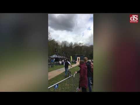 BMX'er gewond in Wapenveld