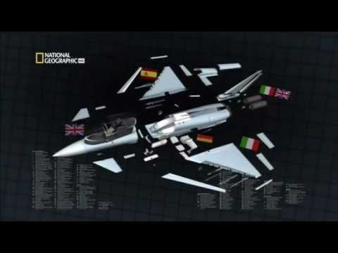 National Geographic - Megafabbriche Eurofighter