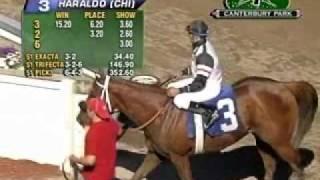 Starburst Racing Stables- Haraldo- Shot of Gold Stakes 6-20-10
