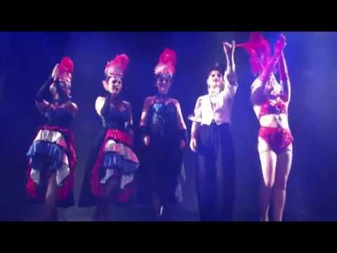 Ministry of Burlesque: 'Cabaret' at Komedia Bath