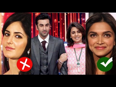 Neetu Singh likes Deepika more than Kat with Ranbir