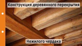 видео Деревянные перекрытия в кирпичном доме: преимущества, особенности конструкции
