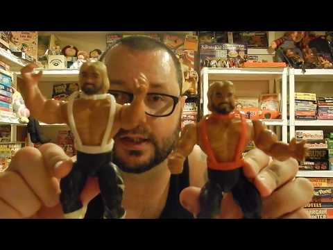 AWA Remco Wrestling Figure Collection Review part 1