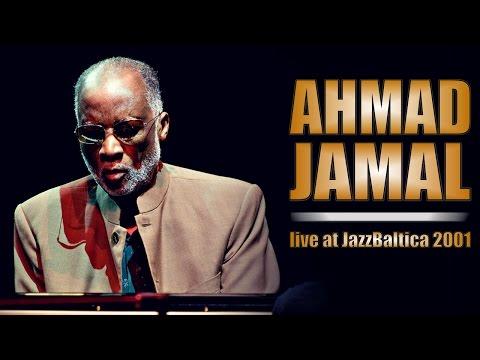 Ahmad Jamal Trio - JazzBaltica 2001