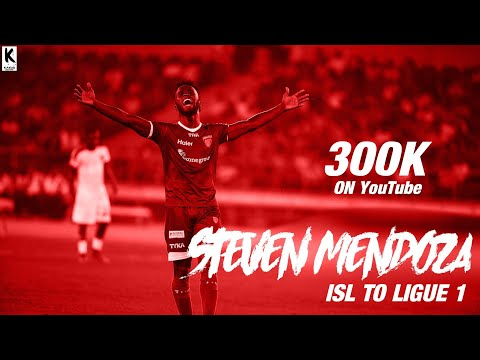 THE BOLT | STEVEN MENDOZA | ISL TO LIGUE 1