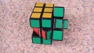 'Half Mixup Cube' Mod (Cutter Cube)