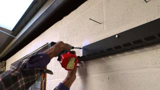 Bodge It With Brian. Sash Clamp Wall Mount From Axminster Tools
