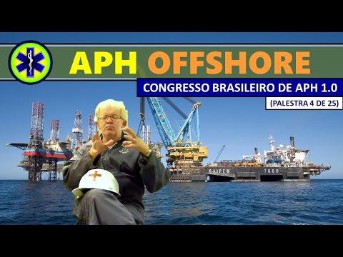 APH EM ALTO MAR | APH OFFSHORE | COBRAPH 1.0 | PALESTRA 4 DE 25