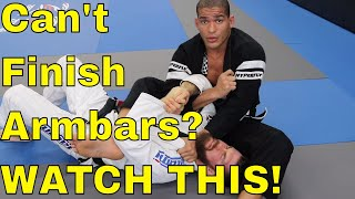 Can't Finish Armbars? (Try These 2 Brutal Submissions) - w/ Mahamed Aly
