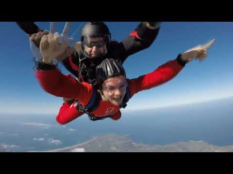 Skydive Jersey   Skydiving in Jersey