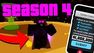 SEASON 4 IN MAD CITY! + NEW CODE! (Roblox)