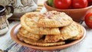 Рецепт настоящих крымских чебуреков.