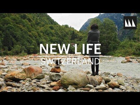NEW LIFE // My first 2 days in Switzerland