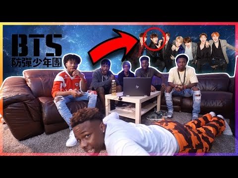 Black People React to BTS IDOL (Feat. Nicki Minaj)
