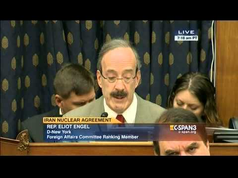 "Dem Eliot Engel On Nuclear Deal: Iran Will ""Be Off The Hook,"" ""I Worry What Happens Down The Road"""