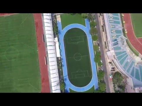 สนามฟุตบอลหญ้าเทียม กรมพลศึกษา By Greenygrass