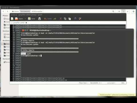 [Linux] Search strings like grep