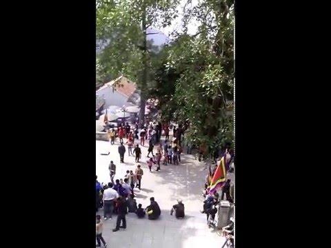 Cảnh chùa Tây Thiên Vĩnh Phúc