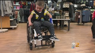 2 On Your Side: Boy Gets Wheelchair