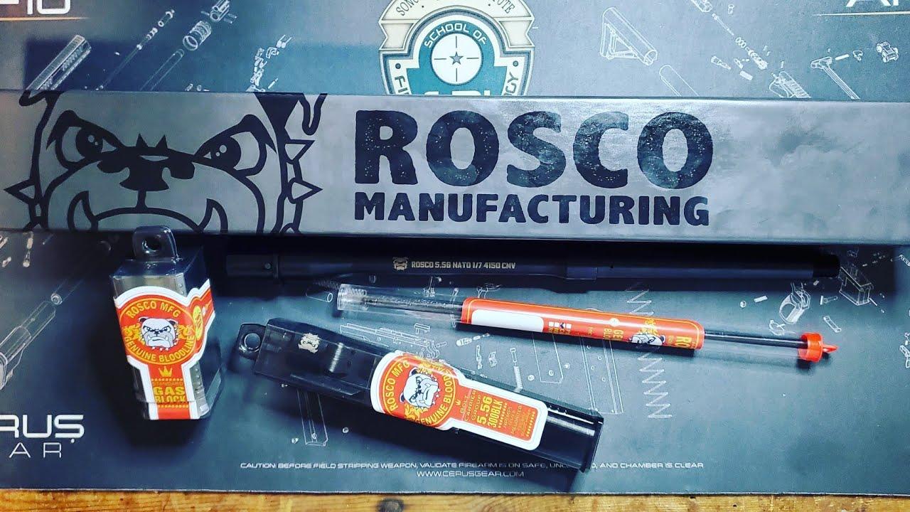 Rosco Mfg  5.56 Sauce Pack Bundle