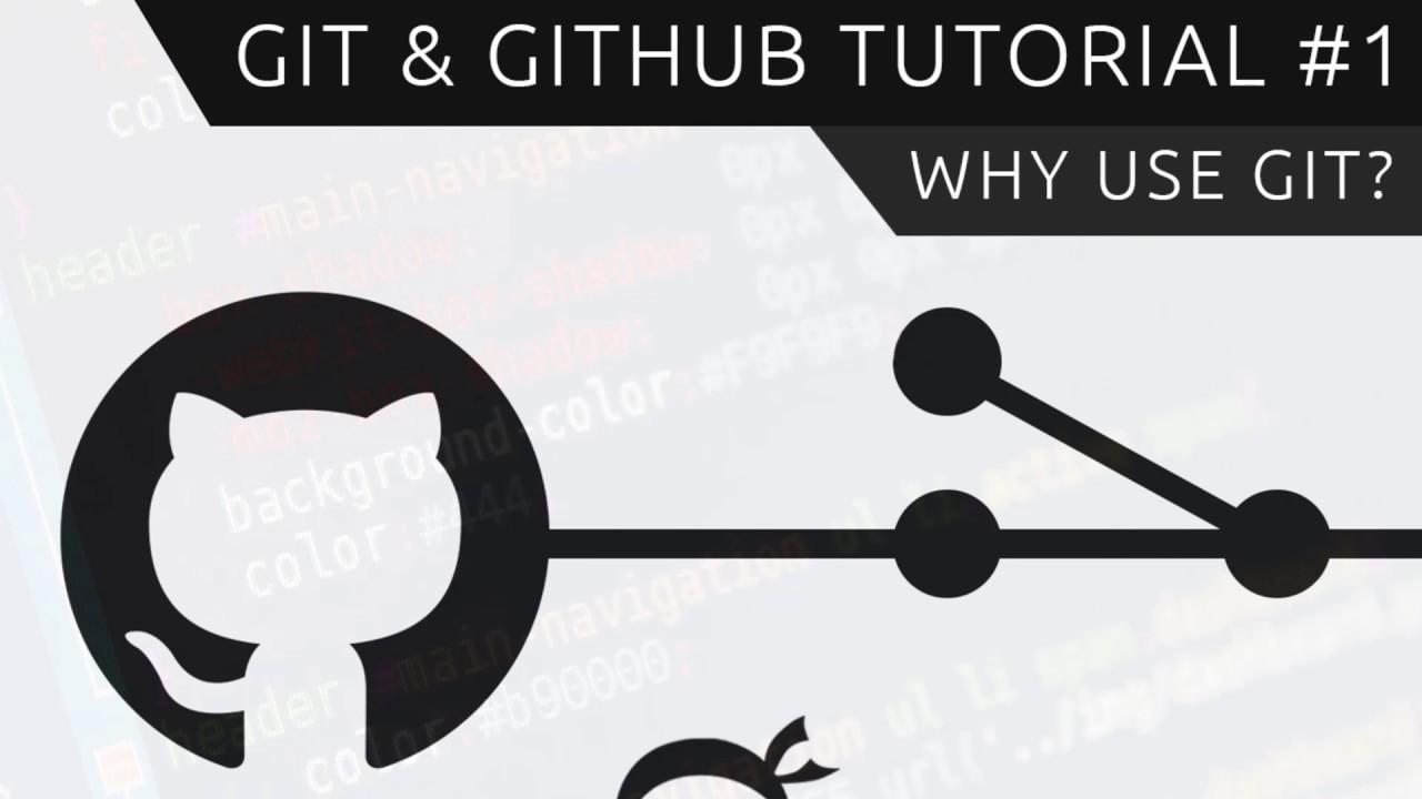 Git & GitHub Tutorial for Beginners #1 - Why Use Git?