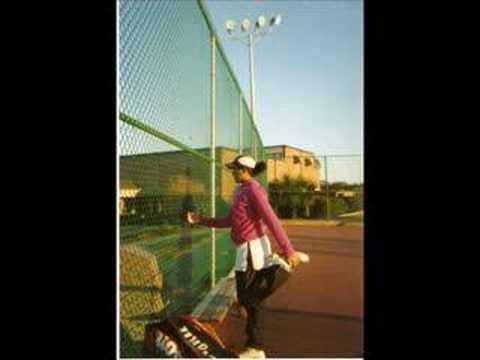 tennis match in San Diego #1