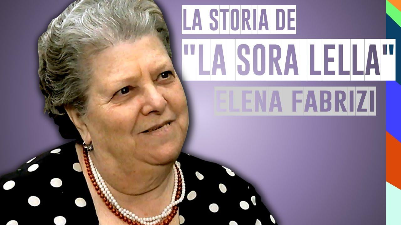 """CARATTERISTI: ELENA FABRIZI, """"LA SORA LELLA"""" TRA SPETTACOLO E CUCINA ROMANA – CON DONATELLA GERETTO"""