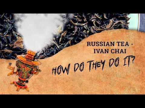 Иван-чай: как это сделано? Секреты ферментации копорского чая.