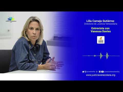 """Sobre el Decreto 4.610. Entrevista a Lilia Camejo con Vanessa Davies en """"Por Dónde Vamos""""."""