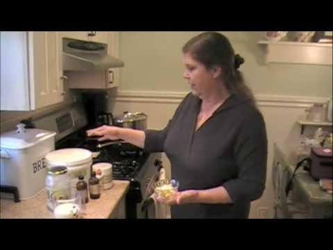 "Making Handmade natural and organic soaps (goats milk and glycerin ""soap"" making)"