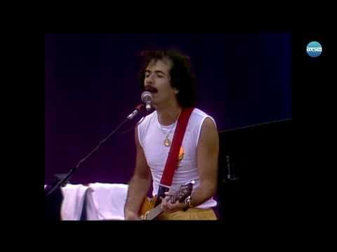 Santana  Live at the 1982 US Festival  - Oye Como Va