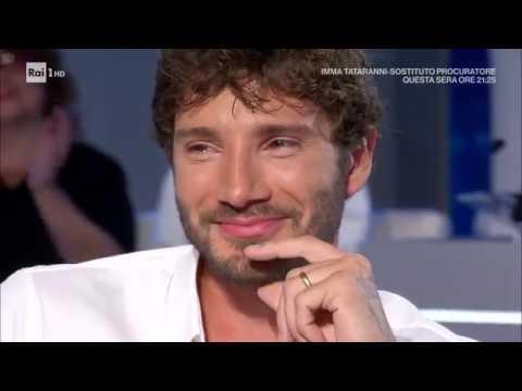 Stefano De Martino: 'Pazzo d'amore per Belen e Santiago' - Domenica In 29/09/2019