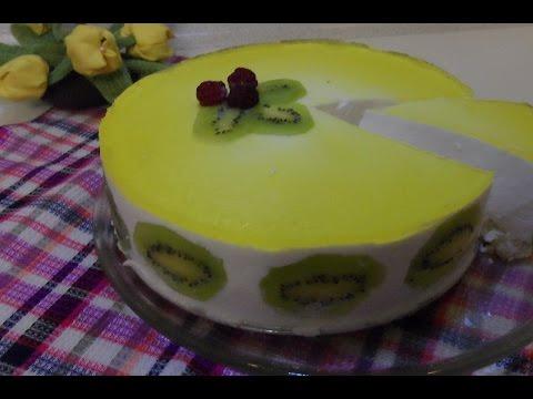 Йогуртовый торт готовим с помощью миксера Bosch MFQ 36490