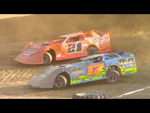 RUSH Crate Late Model Feature | Old Bradford Speedway | 7-9-17
