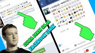 Cara Terbaru Membuat Nama Facebook Unik Paling Unik | HowToMake