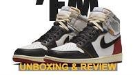 release date: d5087 8b4d4 UNBOXING   REVIEW - Jordan 1 Union