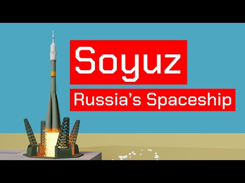 Russia's Spaceship -