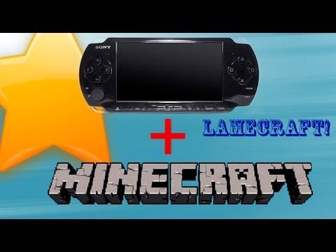 Lamecraft - Minecraft Para PSP