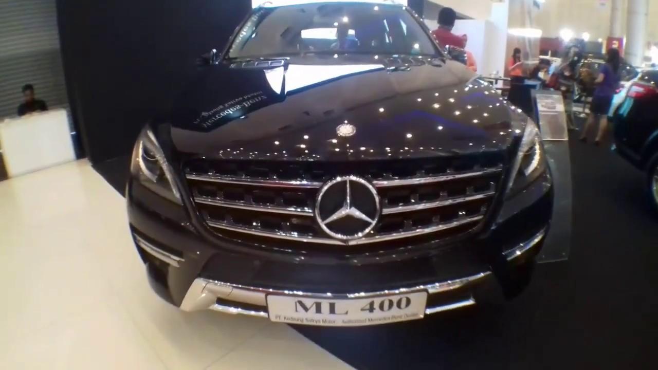 Review Mercedes Benz M Cl Ml 400 4matic Walkaround