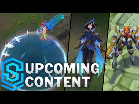 Pool Party Zoe, SSG Concepts & Gun Goddess Miss Fortune Teasers
