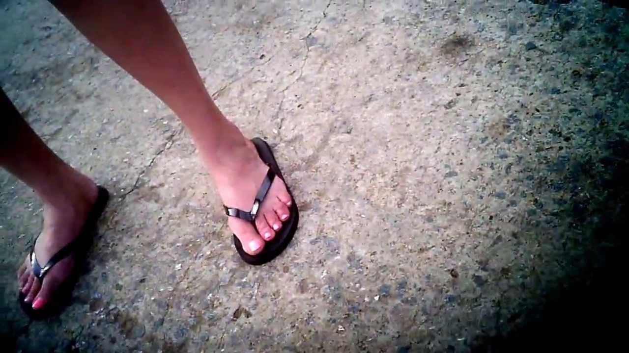 Real foot worship
