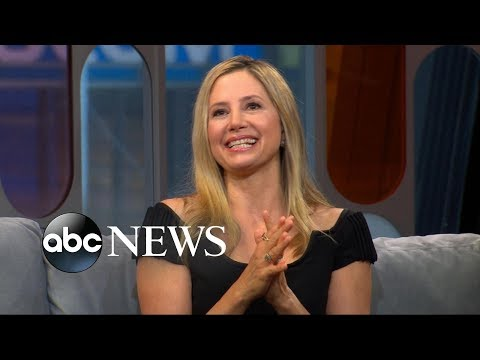 Mira Sorvino Stops By To Chat About Her New Movie 'Stuber'