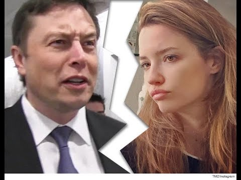 Elon Musk laughs at EX Wife